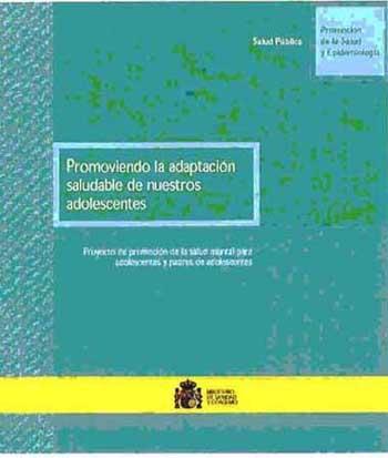 Editado libro por el Ministerio de Sanidad y Consumo